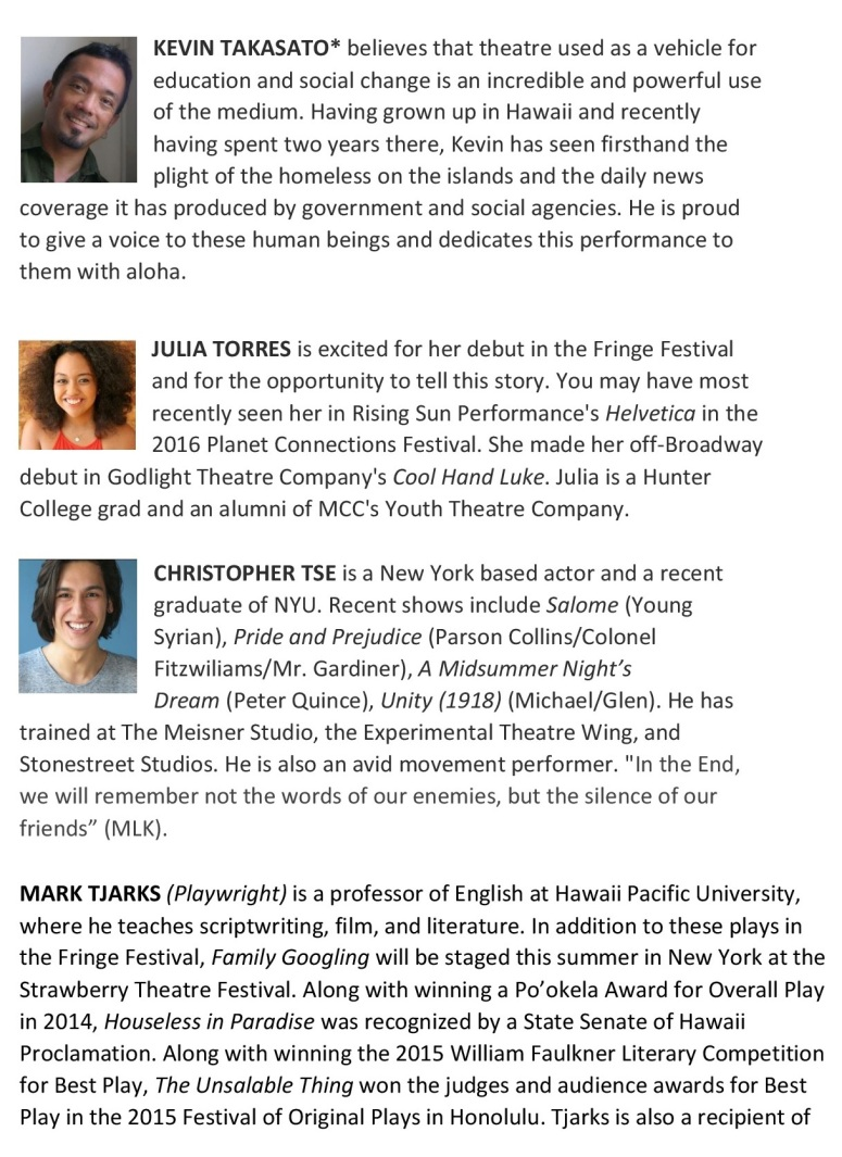 Cast List page 3a 081016