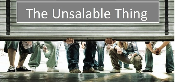 Unsalale thing poster small